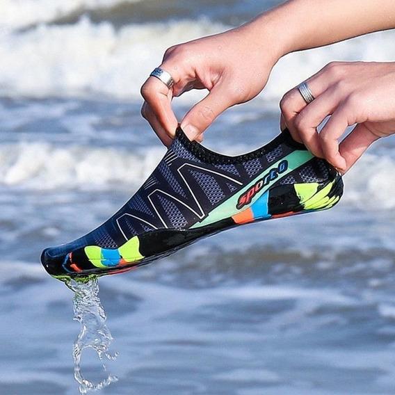 Tênis Sport Hibrido - Yoga Água Areia Asfalto Sapatilha