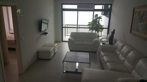 Apartamento A Venda No Bairro Pitangueiras Em Guarujá - Sp.  - 303-1