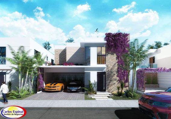 Villas Nuevas En Venta En Punta Cana, República Dominicana