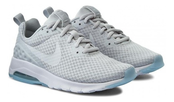 Tenis Nike Air Max Motion Gris Claro 833662 010