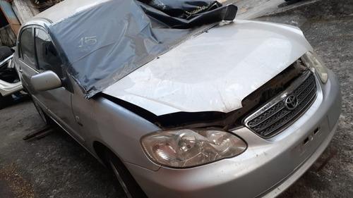Toyota Corolla 1.6 Xli 06/06 - Sucata Só Peças