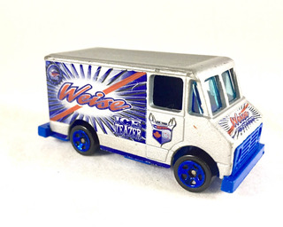 Camión Hielo Weise Ice Teazer Matchbox 1986 Hot Wheels 1:64