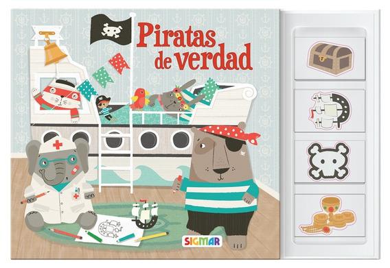 Piratas De Verdad Colección Pequeñas Fieras