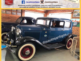 Ford Ford 32 Victoria V8