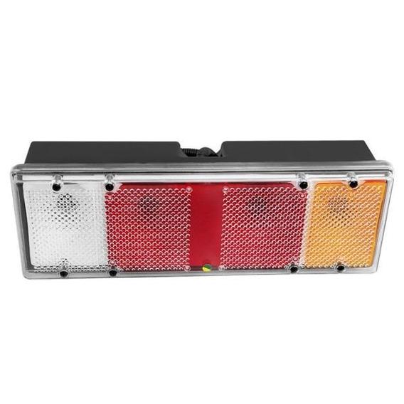Lanterna Tras Iveco Eurotech (c/chicote/conector) (8008 Rn)