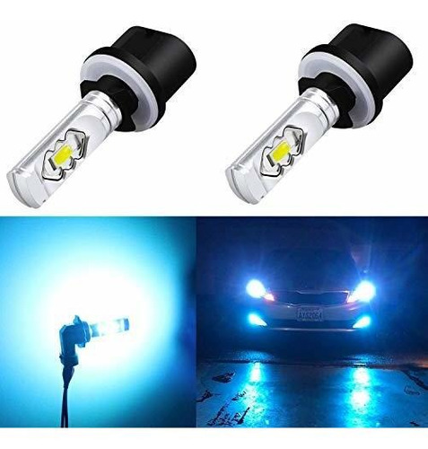 Luces Hid Carro Alla Lighting 3800lm 899 880 Bombillas Led A