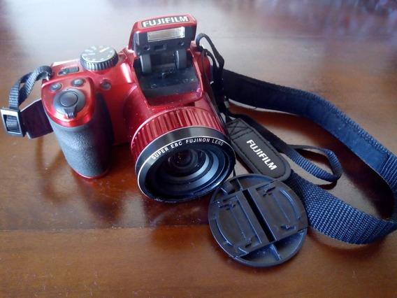 Câmera Fujifilm Finepix S4800 16mp Zoom 30x