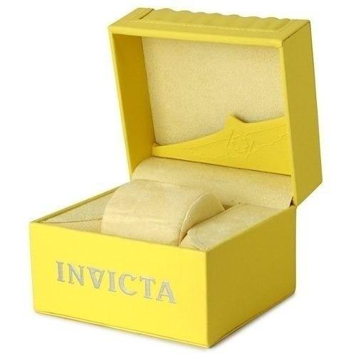 Kit 4 Caixas Estojo Box Relógio Invicta Original Envio Já