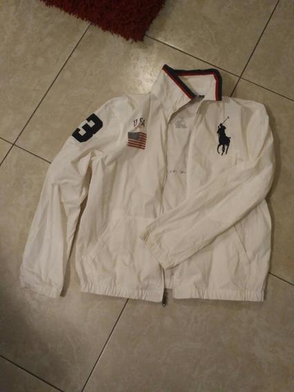 Chamarra Vintage Polo Ralph Lauren Original Unica Hombre L