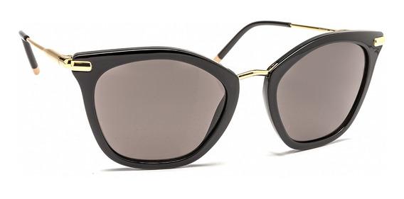 Óculos De Sol Calvin Klein Ck1231s Preto