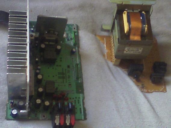 Partes De Amplificador O Equipo Compacto Panasonic Sa-ak 340
