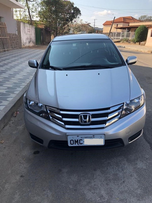Honda City 1.5 Dx Flex 4p 2013