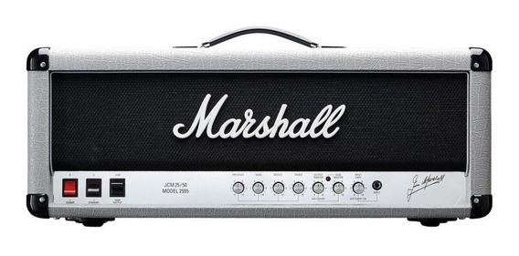 Cabecote Silver Jubilee 100w - 2555x - Marshall - 110v
