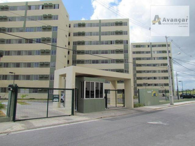 Apartamento Residencial Para Locação, Suape, Ipojuca. - Ap0071