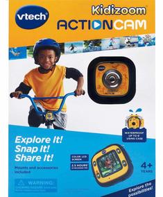 gopro Infantil Vtech Kidizoom Action Cam