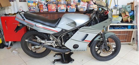 Rd 350 Yamaha 1990 Mecânica E Elétrica Revisada Ótimo Estado