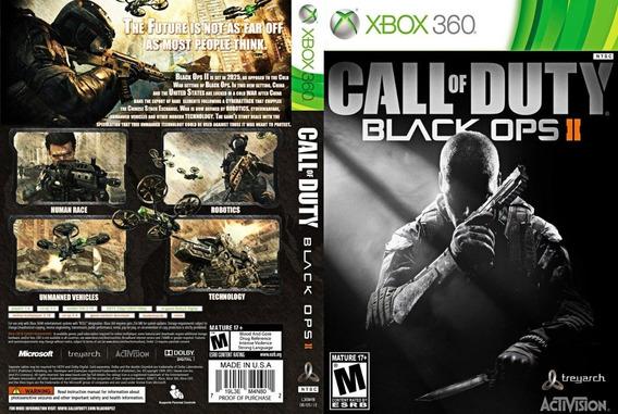 Cod Black Ops 2 - Mídia Digital - Xbox360 / One