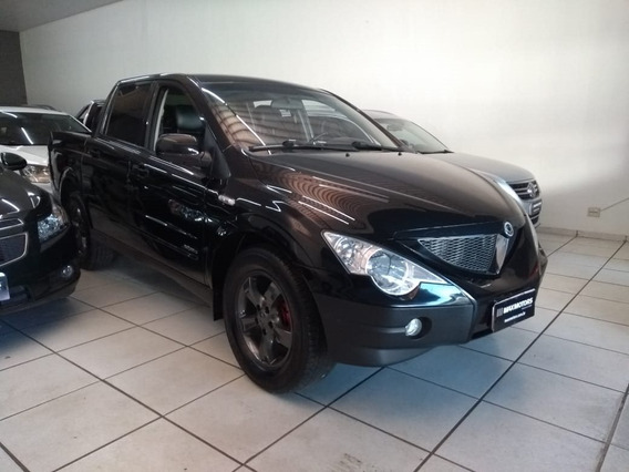 Actyon Sports - 2010 / 2010 2.0 Gl 4x4 Cd 16v Turbo Interco