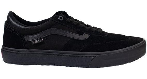 Vans Crockett 2 All Black 100% Originales Zapatillas Tenis