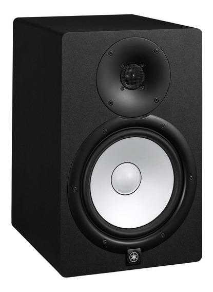 Monitor Yamaha Hs-8 Preto Bi-amplificado