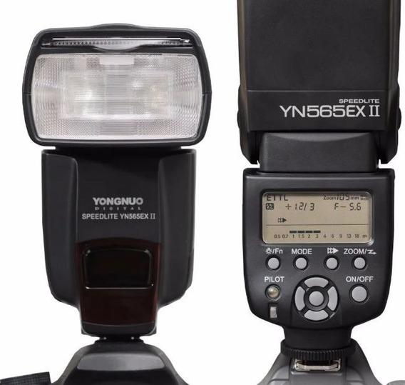 Flash Yongnuo Nikon Yn 565exii