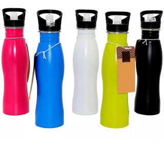 Botella Agua Acero Inoxidable 600ml Italtoys 06434 Fernapet