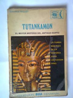 Libro Tutankamon Autor Maurice Miguet Colecc Duda