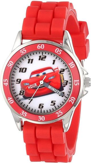 Reloj Cars Disney Para Niños