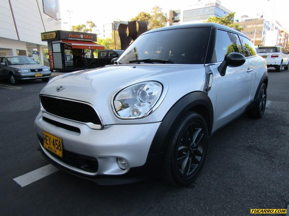 Mini Cooper S Paceman 1.6 At Turbo