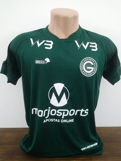 Camisa Goias Brasileiro 2019 - Yago Rocha