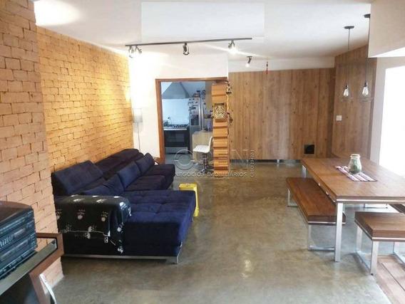 Apartamento Studio Amplo No Melhor De São Caetano Do Sul - Ap10817