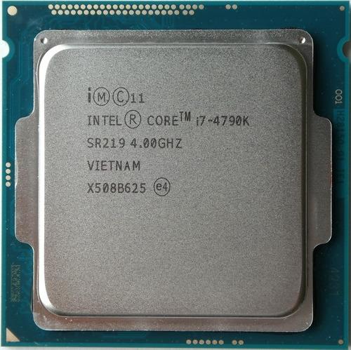 Procesador Intel Core I7-4790k 4 Ghz Lga 1150
