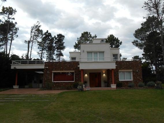 Casa De 4 Dormitorios Zona Alamos En Venta - Pinamar