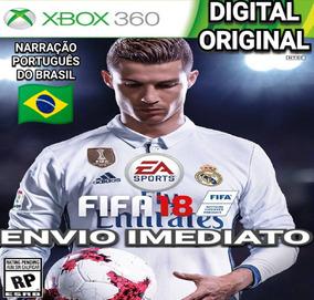 Fifa 18 Fifa18 Xbox 360 Digital Original Online Imediato