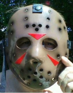 Mascara Jason Voorhees Viernes 13 Escala 1/1