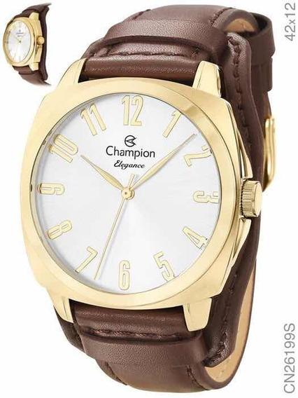 Relógio Champion Feminino Cn26199s Original C/ Nf-e