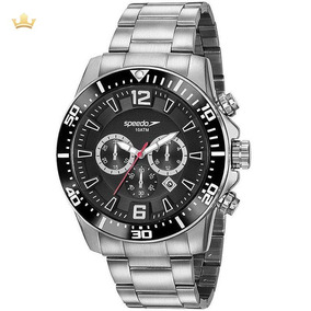 Relógio Speedo Masculino 24872g0evns1 Com Nf