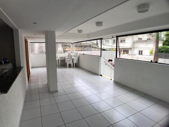 Apartamento Em Parnamirim, Recife/pe De 63m² 2 Quartos À Venda Por R$ 360.000,00 - Ap335672