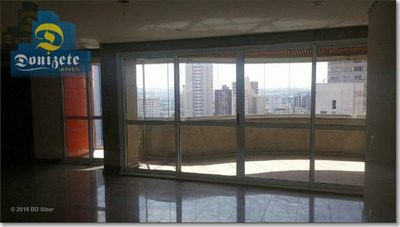 Apartamento Residencial À Venda, Vila Assunção, Santo André. - Ap4821