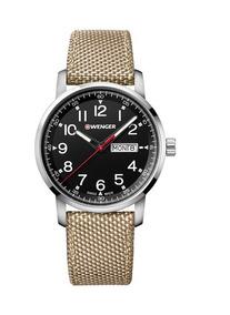 Relógio Masculino Suíço Wenger 42mm Atitude Heritage C/nf