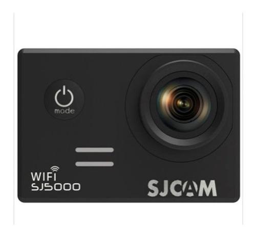 Câmera Wifi À Prova D' Água Sjcam Sj5000 2.0  Lcd Hd 1080
