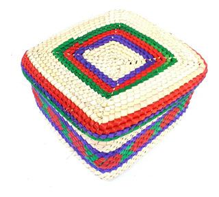 Costurero Palma Artesanía Mexicana