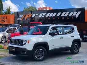 Jeep Renegade Sport 1.8 Flex Manual 2017