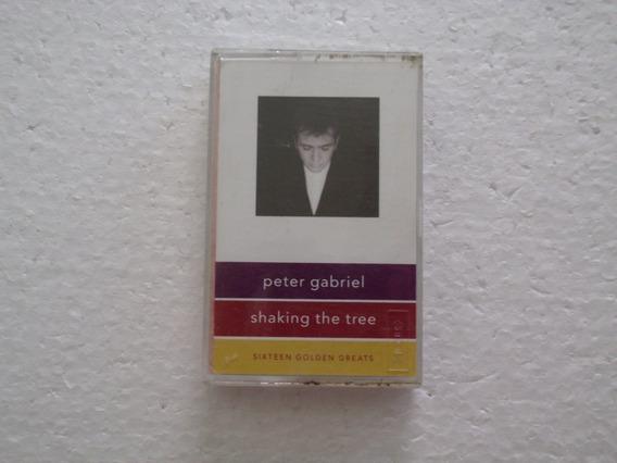 Peter Gabriel / Shaking The Tree - Fita K7 (importada)