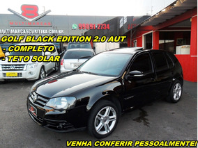 Golf 2.0 Black Edition Impec. Comp. (n Audi Jetta Saveiro)