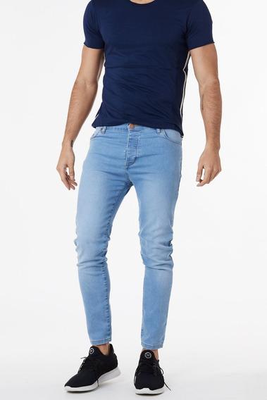 Jean Slim Trod Azul