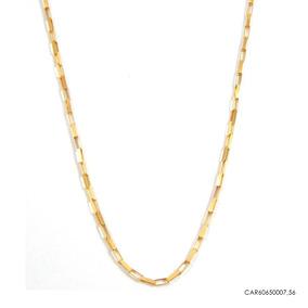 Corrente Masculina Ouro18k Cartier Car60650007,56