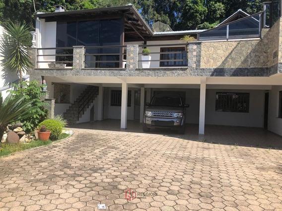 Casa 4 Quartos Margem Esquerda Gaspar-sc - 1460-1