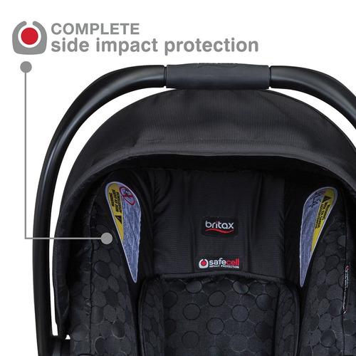 Britax B Safe 35 Infant Car Seat Black, Britax B Safe 35 Infant Car Seat Installation