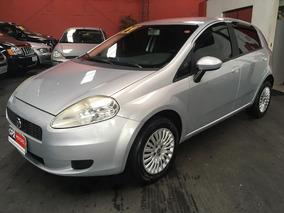 Fiat Punto 1.4 Attractive Flex 2011